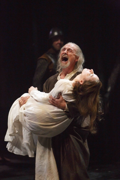 the opposing views to lears temperament in the play king lear Aspects of tragedy: text overview - king lear   are expressed by different characters at different points in the play these views often contradict each other.